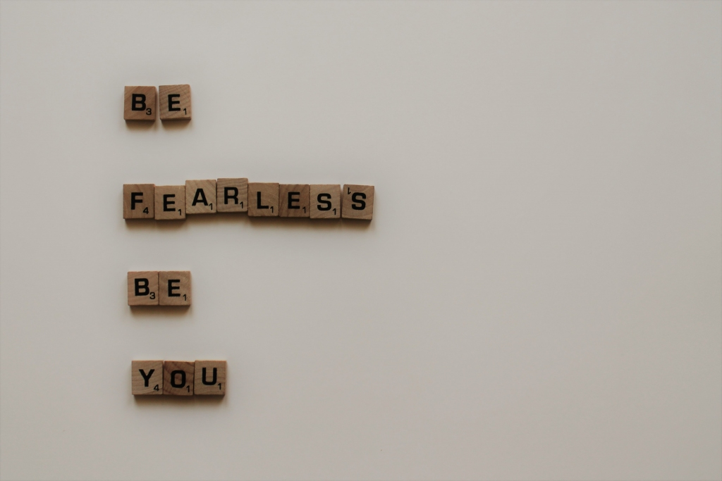 for Satra scrabble be fearless be you