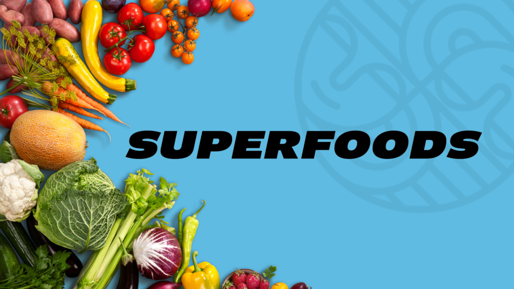 what superfoods to be healthy
